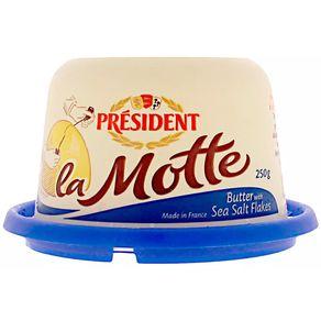 Manteiga-Francesa-President-La-Motte-Sem-Sal-250g