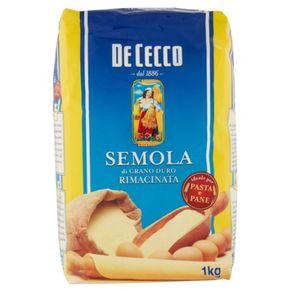Farinha-de-Semola-De-Cecco-Italiana-Pacote-1kg