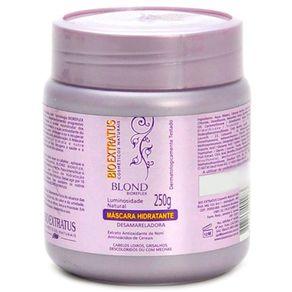 Mascara-para-Cabelo-Bio-Extratus-Blond-Bioreflex-Desamarelador-250g