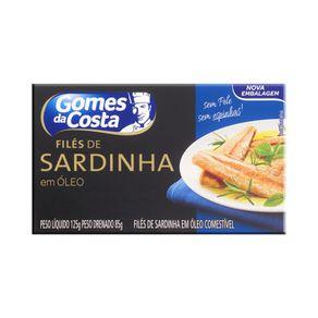 Sardinha-Gomes-da-Costa-em-File-Com-Oleo-Gourmet-Caixa-125-g