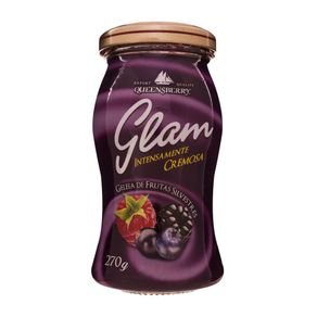 Geleia-Queensberry-Glam-Frutas-Silvestres-270-g