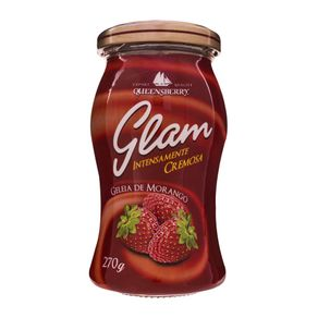 Geleia-Queensberry-Glam-Morango-270-g