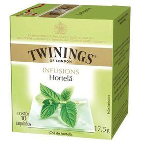Cha-Ervas-Ingles-Twinings-Pure-Pepermint-Caixa-com-10-Saches