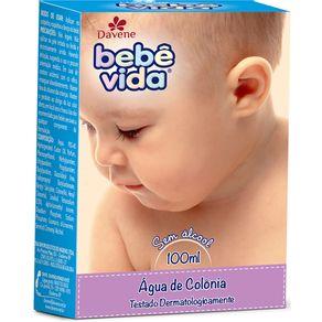 Agua-de-Colonia-Infantil-Bebe-Vida-sem-Alcool-Frasco-100-ml