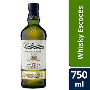 Whisky-Escoces-Ballantine-s-17-Anos-Garrafa-750-ml