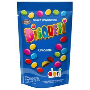 Confeito-Disqueti-Dori-Chocolate-Pounch-150g