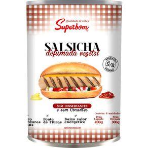 Salsicha-Defumanda-Vegetal-Superbom-Lata-400g