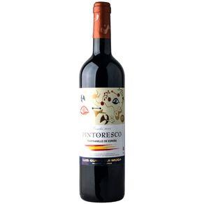 vinho-espanhol-pintoresco-tempranillo-750ml