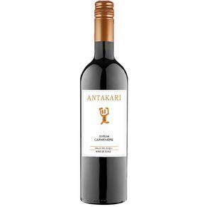 Vinho-Chileno-Antakari-Syrah-Carmenere-Tinto-750ml
