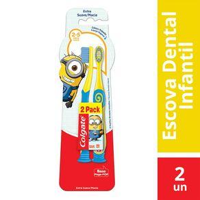 escova-dental-colgate-smiles-minions-2-a-5-anos-2-unidades