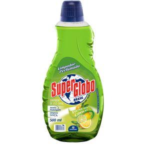Limpador Perfumado Super Globo Frescor Cítrico 500ml