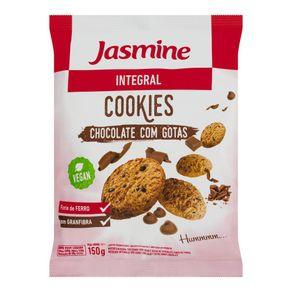 Cookies Integrais Jasmine Cacau Pacote 150g