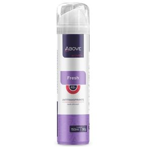 Desodorante-Aerossol-Above-Women-Fresh-150ml