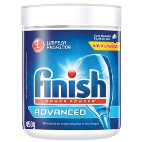 Lava-Loucas-em-Po-Finish-Advanced-Power-Powder-450g