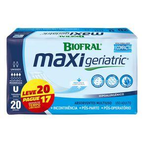 Absorvente-Biofral-Maxi-Geriatric-Leve-20-Pague-17-Tiras