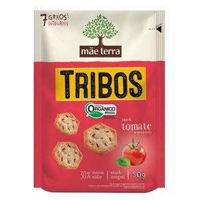 Snack-Organico-Mae-Terra-Tribos-Tomate-Pacote-50-g
