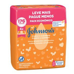 lencos-umidecidos-johnsons-baby-limpeza-e-suavidade-176-unidades
