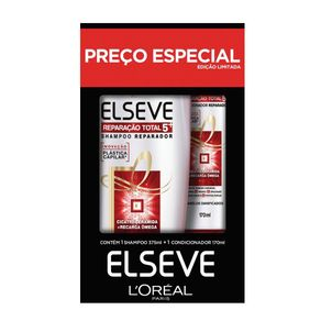 Kit-Elseve-Reparacao-Total-5-Shampoo-375ml-e-Condicionador-170ml