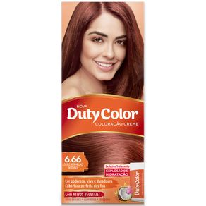 Tintura-Duty-Color-6.66-Louro-Vermelho-Intenso