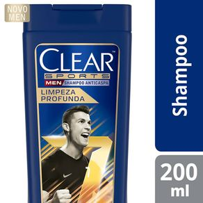 Shampoo-Anticaspa-CLEAR-Men-Limpeza-Profunda-200ml