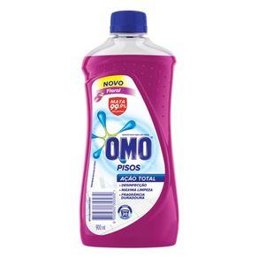 Limpador-Desinfetante-Omo-Pisos-Floral-900ml