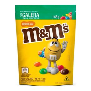 Chocolate-Confeito-M-ms-Amendoim-148g