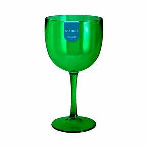 Taca-Duracril-Acrilica-Para-Gin-Verde-Claro-450ml