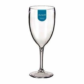 Taca-Duracril-Acrilica-Para-Vinho-Cristal-300ml