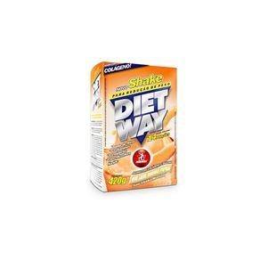 Shake-Diet-Way-Midway-com-Colageno-Mamao-Papaya-Caixa-420-g
