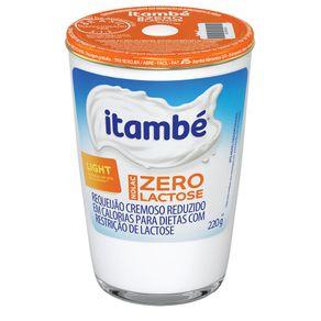 Requeijao-Cremoso-Light-Itambe-Nolac-Zero-Lactose-Copo-220-g