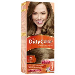 Tintura-Duty-Color-7.1-Louro-Cinza-Medio