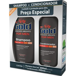 Kit-Niely-Gold-Shampoo-300ml---Condicionador-200ml-For-Men