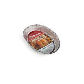Assadeira-Boreda-Aluminio-sem-Tampa-4000-ml