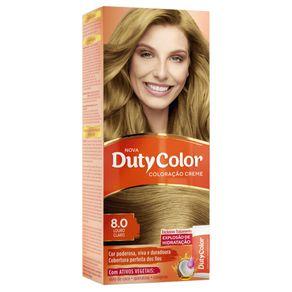 Tintura-Duty-Color-8.0-Louro-Claro