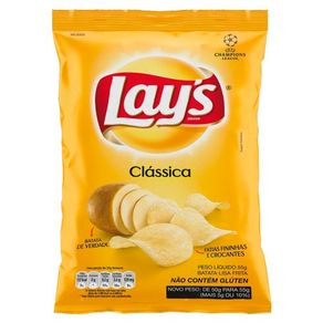 Batata-Frita-Lays-Classica-55g