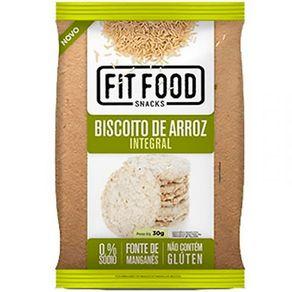 Biscoito-de-Arroz-Fit-Food-Integral-30g