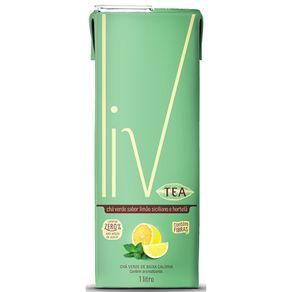 Cha-Pronto-Verde-Liv-Tea-Limao-Siciliano-e-Hortela-Tetra-Pak-1L