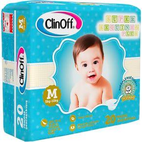 Fralda-Infantil-Clin-Off-Super-Sequinho-Plus-M-com-20-unidades