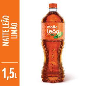 Cha-Pronto-Matte-Leao-Limao-Pet-15L