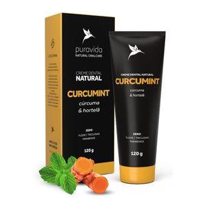 Creme-Dental-Pura-Vida-Natural-Curcumint-Curcuma-e-Hortela-120g