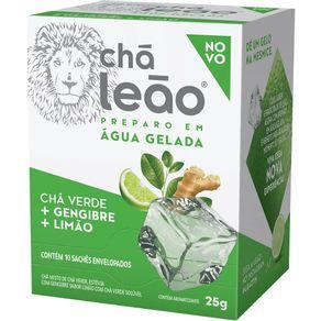Cha-Leao-Gelado-Verde-com-Gengibre-e-Limao-25g
