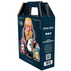 Kit-Cerveja-Krug-Expressionista-2-unidades-500ml-Gratis-uma-Taca