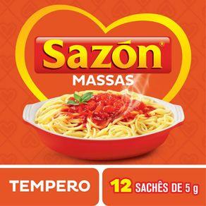 Tempero Sazon para Massas,Batata e Arroz Pacote 60 g