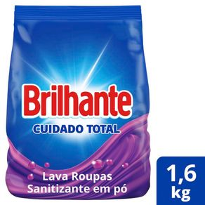 Lava-Roupas-Sanitizante-em-Po-Brilhante-Cuidado-Total-Combate-Germes-e-Bacterias-16Kg