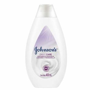 Locao-Hidratante-Johnson-s-Daily-Care-Lavanda-Camomila-400ml