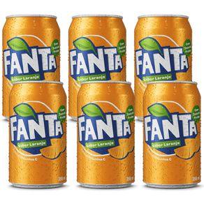 Refrigerante-Fanta-Tradicional-Lata-350-ml-Embalagem-com-6-Unidades