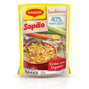Sopao-Maggi-Equilibrium-Sabor-Carne-com-Legumes-150g