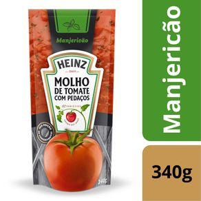 Molho-de-Tomate-Heinz-Manjericao-Sache-340g