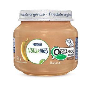 Papinha-Organica-Nestle-NATURNES-Banana-120g