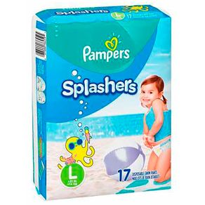 Fralda-Pampers-Splashers-G-17-Tiras